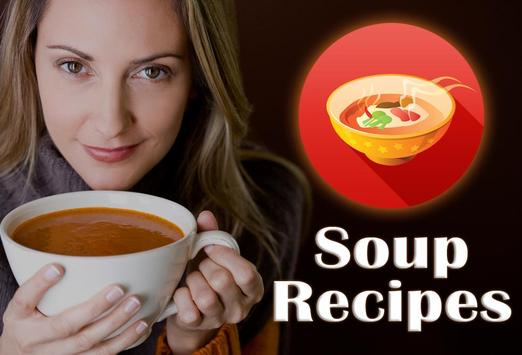 Soup Recipes FREE poster