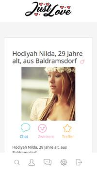 kostenlose partnersuche in Österreich - JustLove screenshot 3