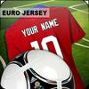 Make Euro Jersey-icoon