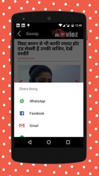 JustMoviez -Buzz, Video & News apk screenshot