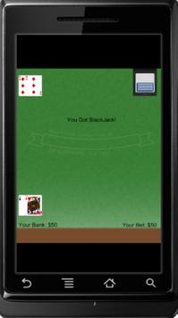 BlackJack apk screenshot