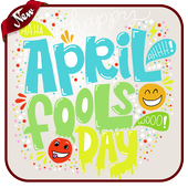 April Fool SMS - Funny All Fools Day Messages icon