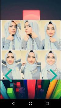 أنماط الحجاب خطوة بخطوة 2018 apk screenshot