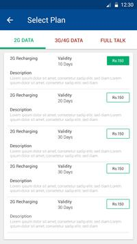 Just Online Recharge apk screenshot