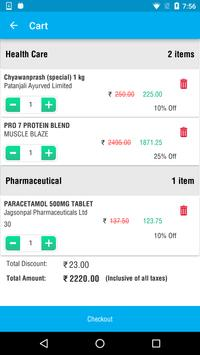 Just Relief - Doc consultations, medicines & labs apk screenshot