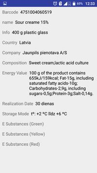 ProdCat screenshot 1
