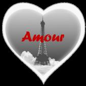 Messages et Poemes d'Amour en français icon