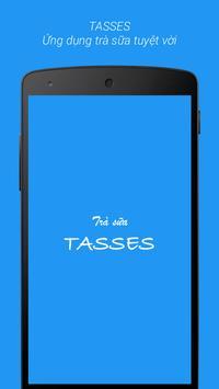Trà sữa TASSES poster
