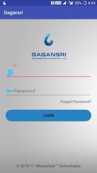 Gagansri Management App apk screenshot