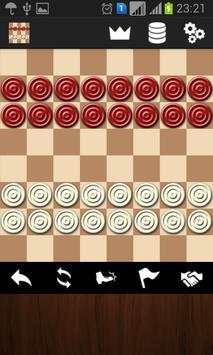 Turkish draughts screenshot 1