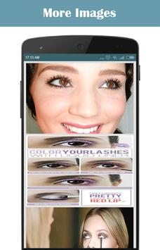 Applying Mascara Tutorial poster