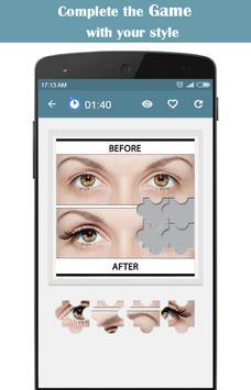 Applying Mascara Tutorial screenshot 4