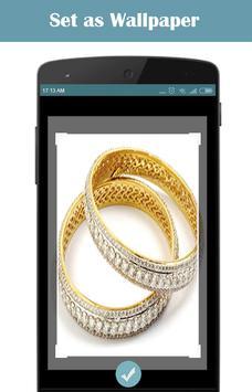 Latest Bangles Design Gallery screenshot 1