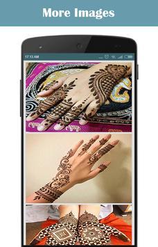 Latest Mehndi Designs 2018 poster