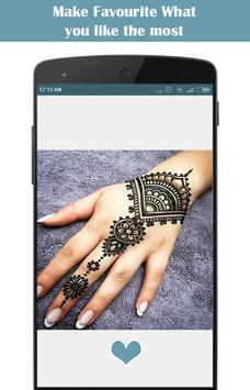 Latest Mehndi Designs 2018 screenshot 1
