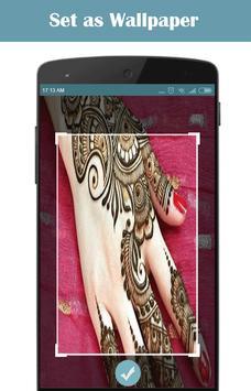 Latest Mehndi Designs 2018 screenshot 2