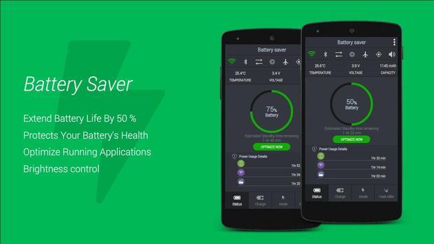 Battery Saver (Battery Doctor) screenshot 12
