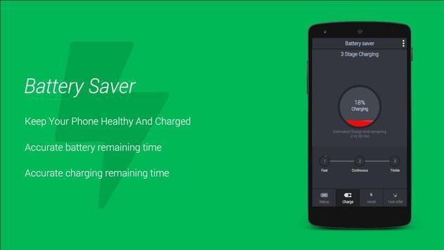 Battery Saver (Battery Doctor) screenshot 5