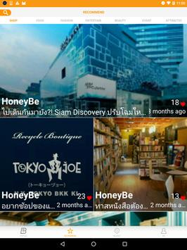 HoneyBe screenshot 6