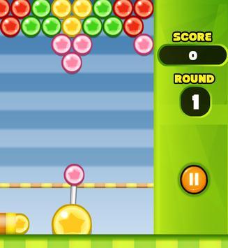 เกมส์บับเบิ้ลฟอง apk screenshot