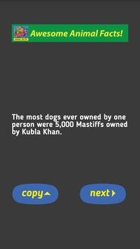 Awesome Animal Facts screenshot 3