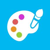 EFFI - Magic coloring icon
