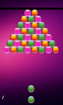 Shoot colorful bubbles apk screenshot