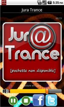Jura Trance - Le son clubbing poster