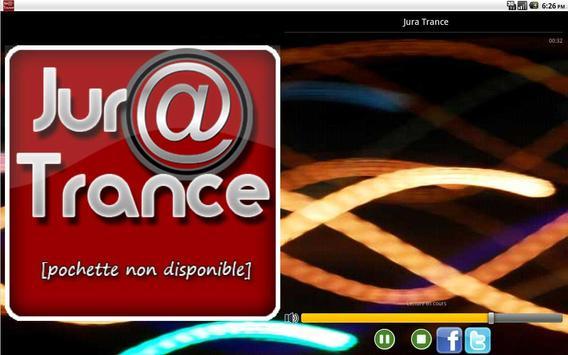 Jura Trance - Le son clubbing screenshot 1