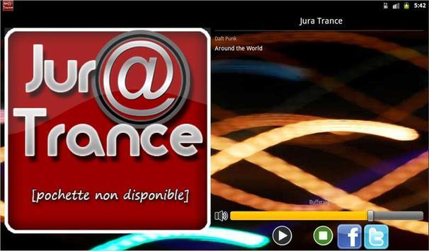 Jura Trance - Le son clubbing screenshot 2