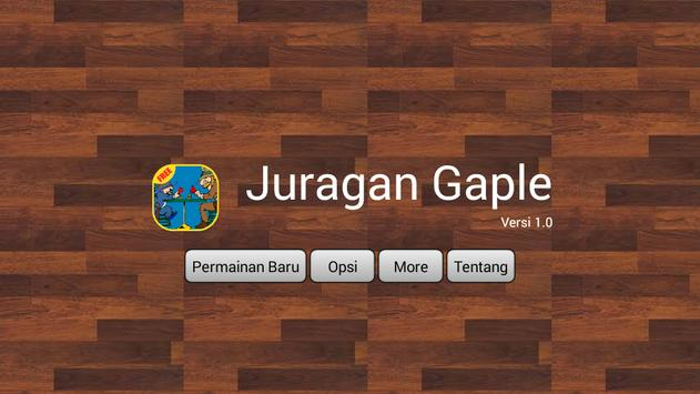 Juragan Gaple screenshot 4