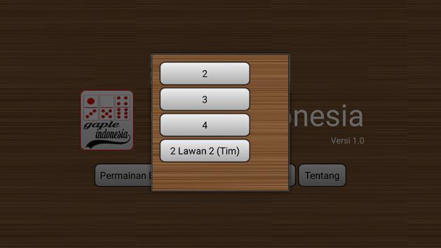 Gaple Indonesia Offline screenshot 6