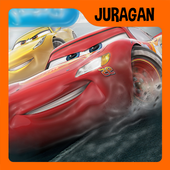 Adventure Car Games Lightning McQueen The Treck icon