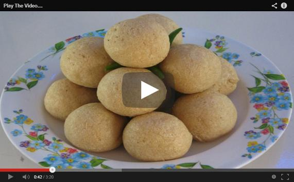 Resep Tahu Bulat terlezat apk screenshot