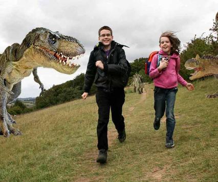 Jurassic Photo Editor Dinosaur screenshot 1