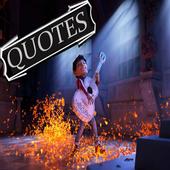 Coco 2018 Quotes simgesi