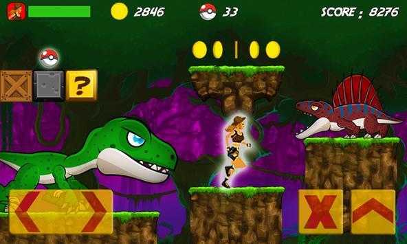 Jurassic Jungle Adventure screenshot 1