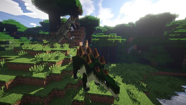 Jurassic Craft Mod for Minecraft apk screenshot
