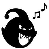 free Scream Go : 8 Eighth note icon