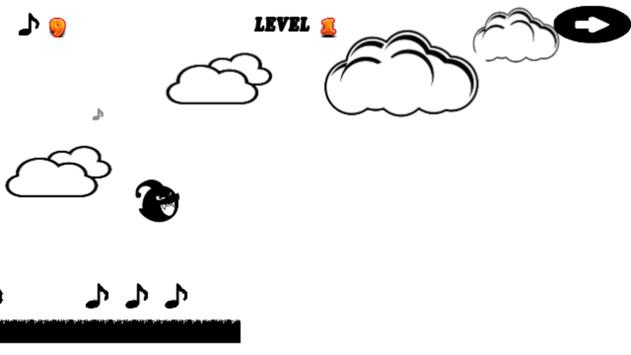 free Scream Go : 8 Eighth note screenshot 2