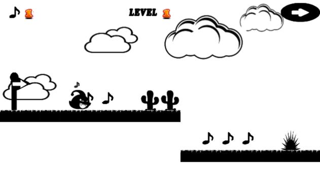 free Scream Go : 8 Eighth note screenshot 3