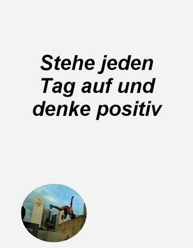 Motivational phrases in German screenshot 5