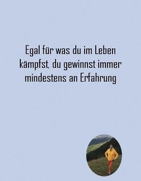 Motivational phrases in German screenshot 2