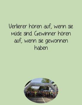 Motivational phrases in German screenshot 3