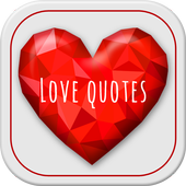 Love quotes - I Love You icon