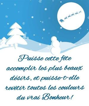 Christmas quotes in French screenshot 5