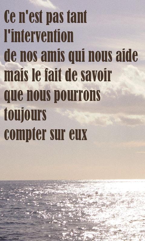 Citations D Amitié En Français For Android Apk Download