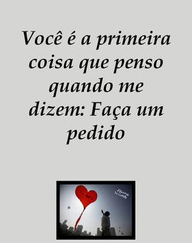 Portuguese love quotes screenshot 16