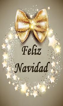 Merry Christmas - Spanish poster