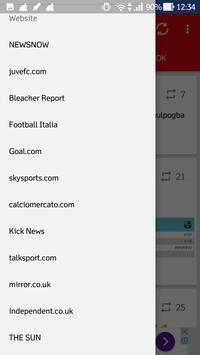 Juventus All News screenshot 4